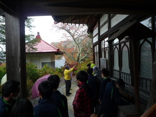 宗良(むねなが)親王所縁の常福寺